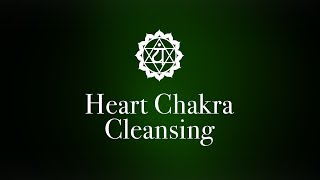Heart Chakra Cleansing 128Hz - Seven Chakras Clearing and Crystal Healing Music Trailer HD