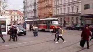 Tramvaje na České