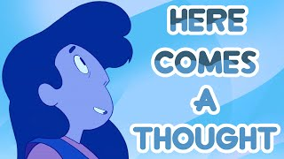 Here Comes a Thought - Steven Universe Clip + Lyrics | Mindful Education