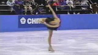 Oksana Baiul 1993 Skate America SP Swan Lake