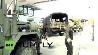 Primeras imágenes de Tailandia tras el golpe de Estado militar
