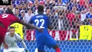 Eder Winning goal against France•Euro 2016 Final•