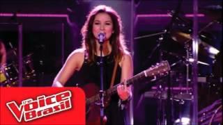 Liah Soares - As Rosas Não Falam (The Voice Brasil)