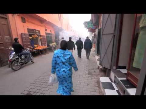 Marrakech: Exploring the Medina