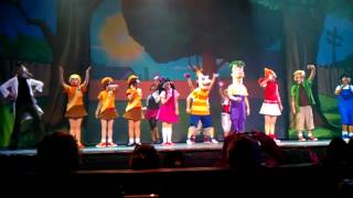 Phineas and Ferb Disney Live Opening Cast
