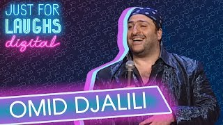 Omid Djalili - The Media Only Shows Nutcases