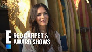 "Megan Fox Wants Lingerie Line to Make Women ""Confident"" | E! Red Carpet & Award Shows"