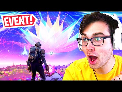 Fortnite Season 6 LIVE EVENT and BATTLE PASS Reaction! (Zero Point Crisis Event)