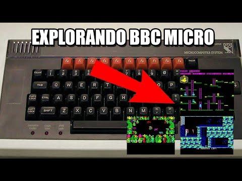ESPECIAL BBC MICRO TOP GAMES