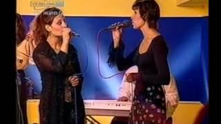 Нели Танева и Ралица Атанасова - Замръкнала е хубава Яна (веселина тв)