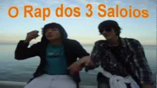Meeting dos Youtubers | Rap dos 3 Saloios 3# (Video Bonus)