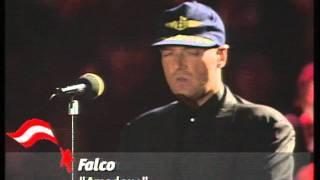 Falco live am Heldenplatz