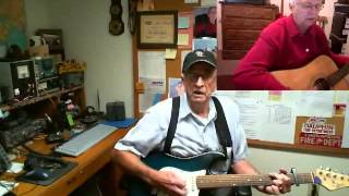 Hard Times Come Again No More   Cover Virginia McJunkin & Jack Adams