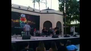 Baba B Jamming Who is She in Anaheim Mayjah Rayjah 2014
