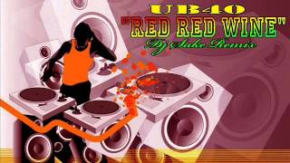 """RED RED WINE""_UB40_( DJ SAKE REMIX 2013 )"