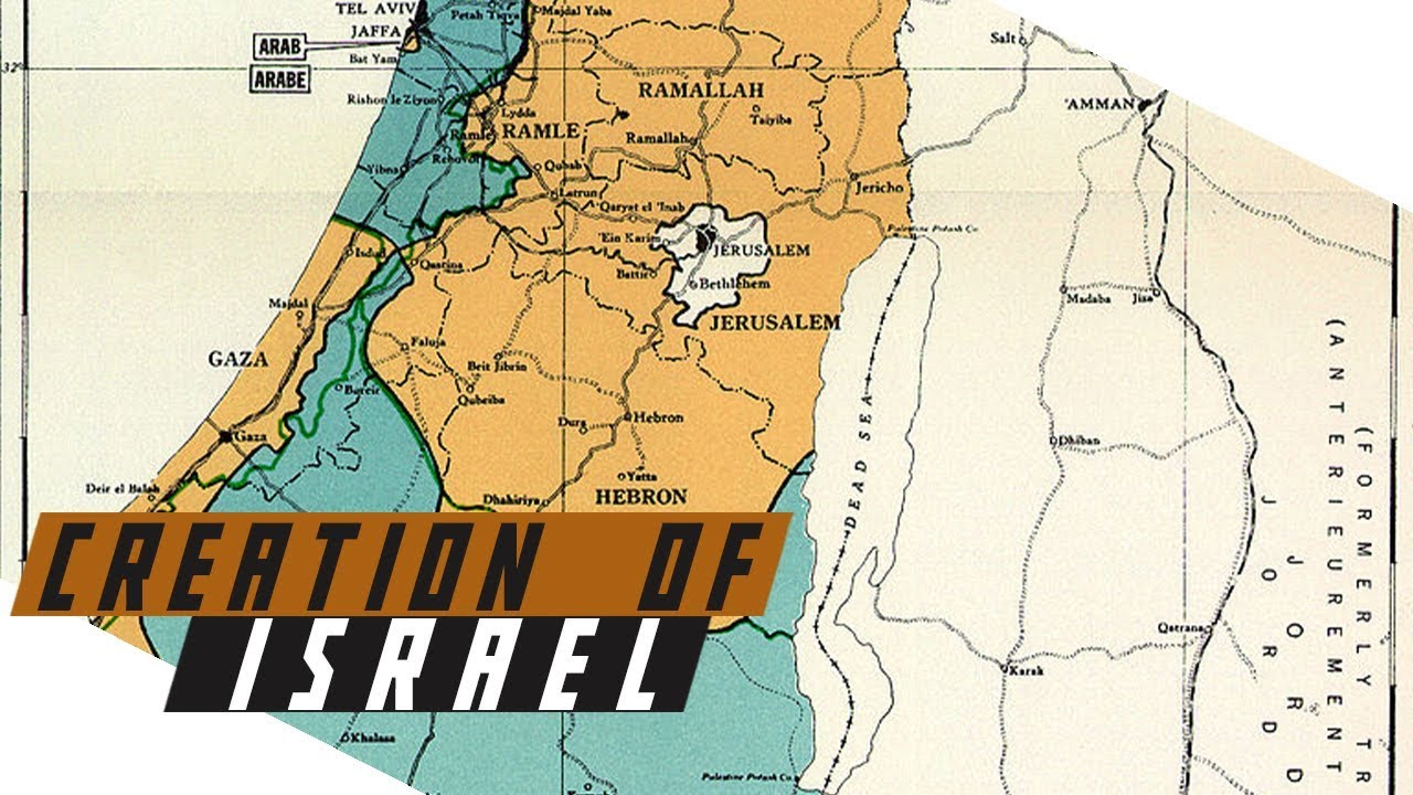 Creation of Israel - Cold War Documentary