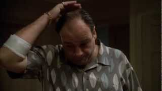 Tony's mother died - The Sopranos HD