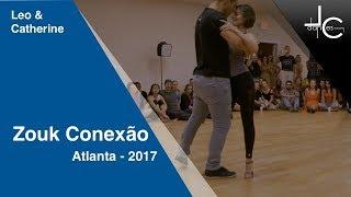 What you do to me - Leo & Catherine - Zouk Conexão Atlanta