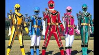 Power Ranger mystic force full theme song