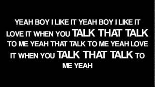 Rihanna - Talk That Talk feat. Jay-Z (Lyrics)