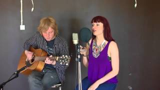 Beyonce Blow cover  sing by Angelica Passion and Henrik Lisander on guitar