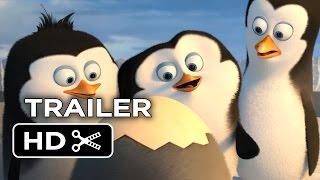 Penguins of Madagascar TRAILER 2 (2014) Benedict Cumberbatch Animated Movie HD width=