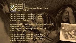 "Bob Marley and The Wailers ""Kaya"" (Lyrics-Letra)[HQ Audio]"