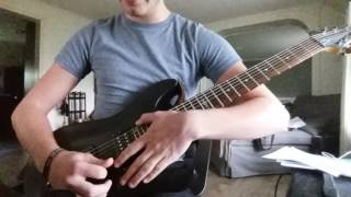 "How to do the Gojira Pick Scrape Technique (a.k.a. ""Pick Slide"")"