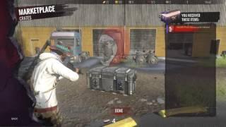 H1Z1  King of the Kill Ninja AR-15 case opening