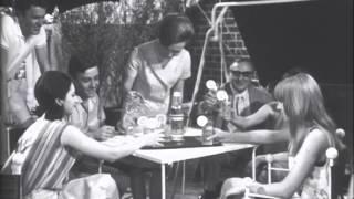 Per la sete di casa: film cinema Tassoni Soda 1967