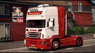 [ETS2 v1.22] Scania V8 Mulder