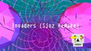 Zomboy - Invaders VS Excision - The Paradox [Sjoz Mashup/Remake]
