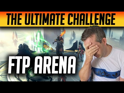 FTP BRONZE ARENA TAKEOVER! MUST WATCH FOR NEW PLAYERS! | Raid: Shadow Legends