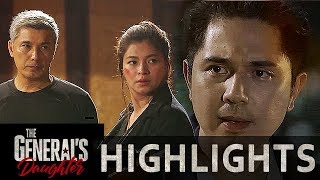 Franco is having second thoughts helping Marcial and Rhian | The General's Daughter