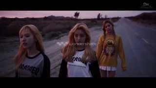 Red Velvet 레드벨벳_Ice Cream Cake_Music Video (Chipmunks version)