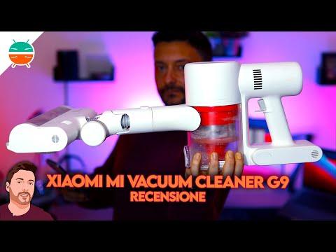 Recensione Xiaomi Mi Vacuum Cleaner G9:  …