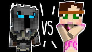 Girl vs. Boy - Minecraft Animation (Popularmmos VS Gamingwithjen, challenge pat and jen, Part 3