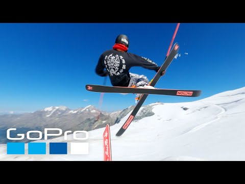 GoPro: Freeskiing with the Faction Collective in Switzerland