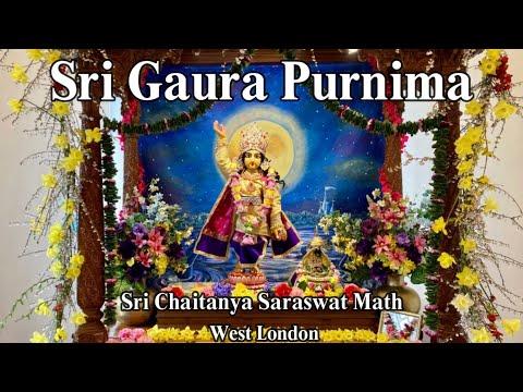 Sri Gaura Purnima 2021