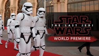 Star Wars: The Last Jedi | Red Carpet World Premiere
