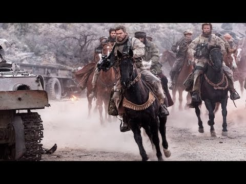 12 valientes - Trailer español (HD)