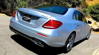2017 Mercedes Benz E300 AUTONOMOUS DRIVE REVIEW: The First Mercedes to DRIVE ITSELF! (3 of 4)
