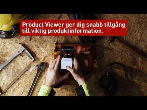 Cramo Product Viewer