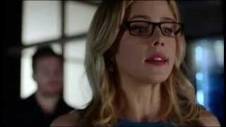 Oliver and Felicity Arrow Out-Of-My-Skin
