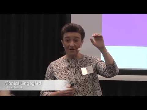 Monica Lingegård, vd Samhall: Är hållbart företagande en hygienfaktor eller en affärsmöjlighet?