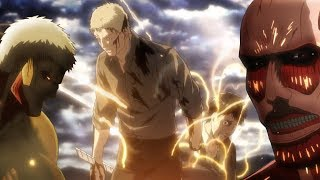 Butterfly - Reiner and Bertholdt - Attack on Titan AMV