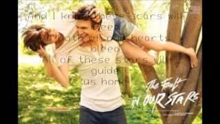 Ed Sheran - All of the Stars (Lyrics)