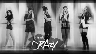 [K-POP COVER DANCE] 4MINUTE - 미쳐(Crazy) dance cover by Lollipop