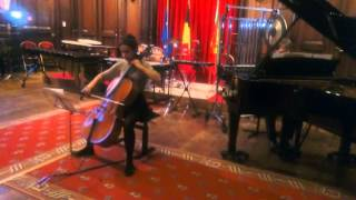 Dries SEYNHAVE De kleur van de wolken cello en piano VerDi keurmerk 2016