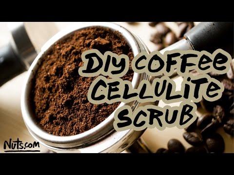 DIY Coffee Cellulite Scrub | Nuts.com